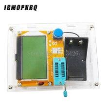 ESR Meter LCR-T4 CASE Transistor-Tester Diode Mega328 Not-Battery Capacitance Mos