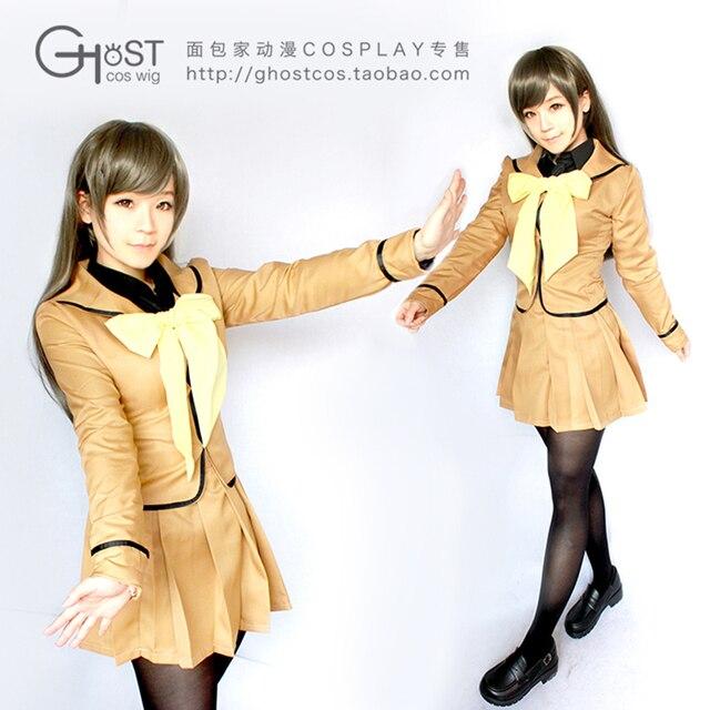 cheap kamisama love cosplay kamisama hajimemashita nanami momozono school uniform outfits halloween costumes coatskirt