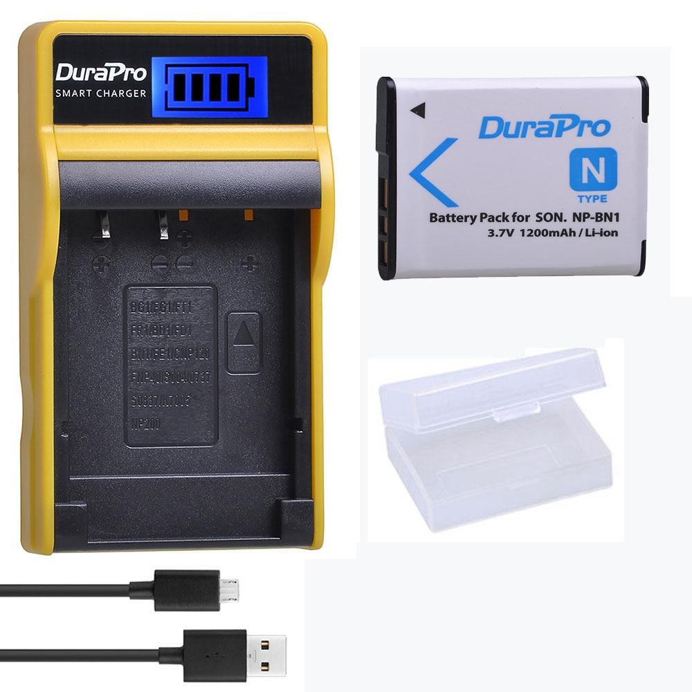 NP-BN1 batería de la Cámara para Sony Cyber-Shot DSC S750 DSC S780 W630 TX5 W310 T99