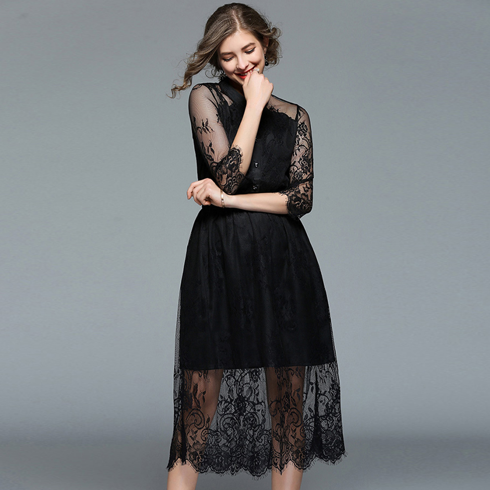 Pretty Cheap Black Dresses For Weddings Photos - Wedding Ideas ...