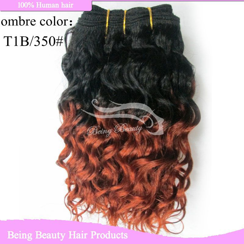 Brazilian Hair Weave Color 12 Ombre T1b27t1b350 3pcs Lot