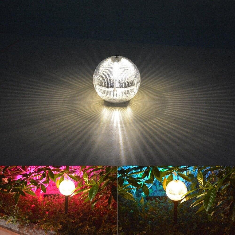 Best deal Waterproof Floating Light Solar Globe