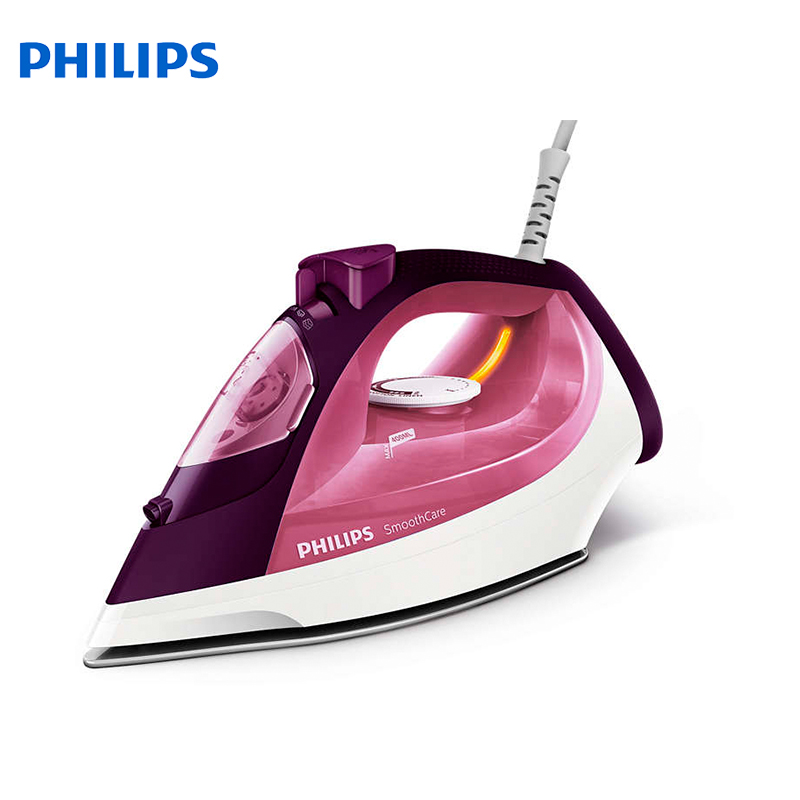 Iron PHILIPS GC 3581/30 for ironing irons steam Household for Clothes Selfcleaning Burst of Steam electriciron 50pcs new uv germicidal sanitizer replacement bulb for philips sonicare hx6150 hx6160 hx7990 hx6972 hx6011 hx6711 hx6932 hx6921