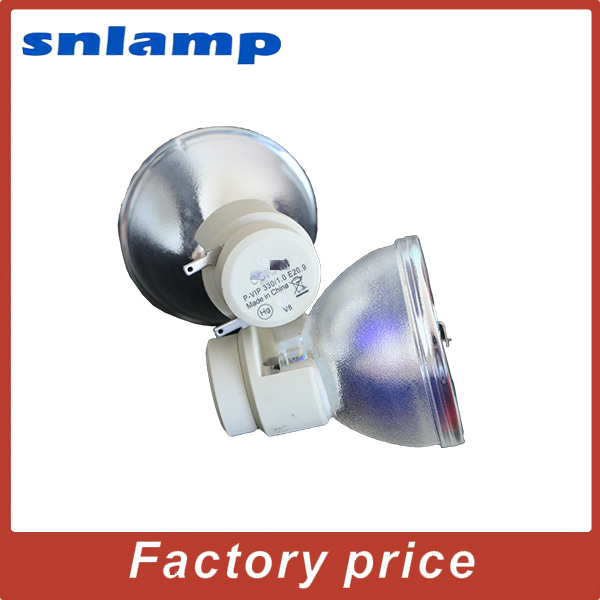 100% Original Bare Projector lamp BL-FP330C/SP.8JN08GC01 P-VIP 330/1.0 E20.9 for Osram PRO8000 TH7500 EH7500 100% original bare projector lamp bulb bl fu280b sp 8by01gc01 bare lamp for ex765 ew766