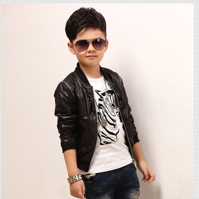 2015 autumn school boy casual jacket 2 to 7 year old small kid boys
