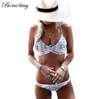 2016 New Sexy Bikinis Women Padded Bathing Suit Swimsuits Women Swimwear Female Push Up Swimsuit Brazilian
