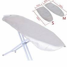 Домашний Универсальный мягкий чехол для гладильной доски с серебристым покрытием и плотная Светоотражающая термостойкая панель 4 мм M/S
