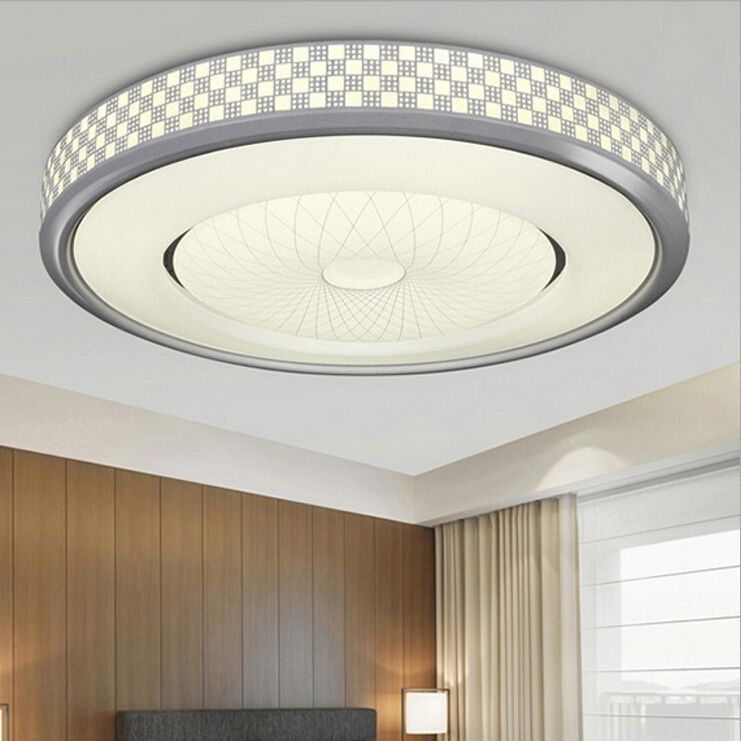18W 24W 36W Modern Led Ceiling Lights For Living Room