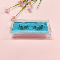 Big Eye's Secret Professional Natural Thick Long False Eyelashes 3d lash mink wholesale 3D mink eyelashes false lashes