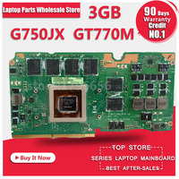 G750JX Ver 60NB00N0 VG1020 VG1060 69N0P3V10D01 01 GTX 770M GTX770M 3GB VGA Video Card For Asus