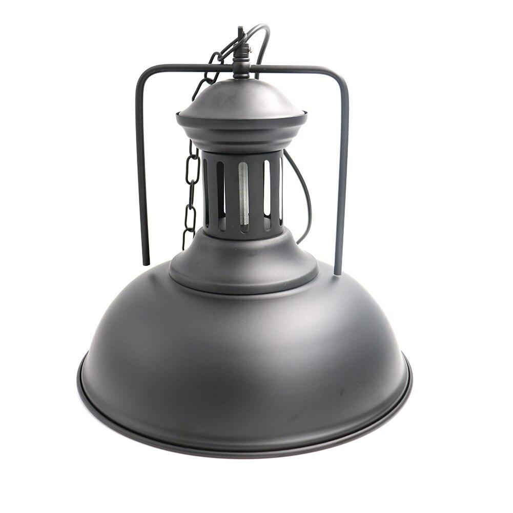 ФОТО Modern Bedroom Kitchen Chain Pendant Light Rero E27 Iron Lampshade Diameter 35CM Hanging Lamps Pendant Lamparas