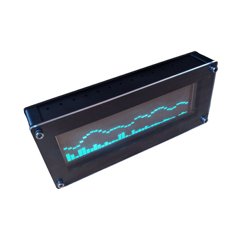 Image 2 - VFD spectrum WIFI App control car audio power amplifier fluorescent tube display clock DIY English version-in Integrated Circuits from Electronic Components & Supplies