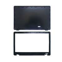 Laptop LCD Top blue cover/LCD front bezel For Asus X542 X542UR X542UQR X542UN X542UQ A and B shell