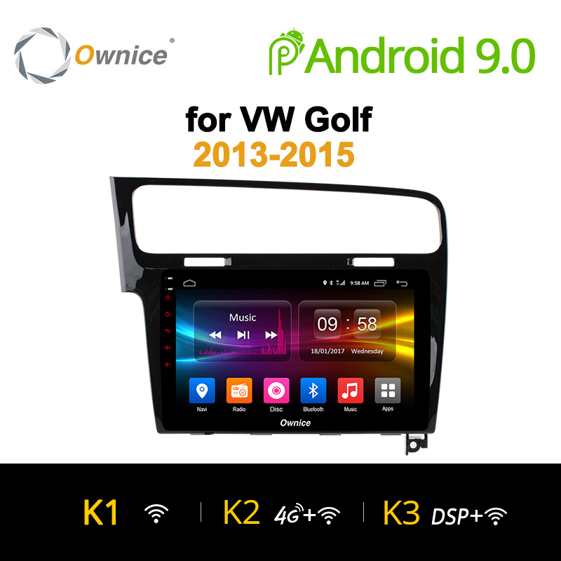 Ownice K1 K2 K3 Octa Core 10.1