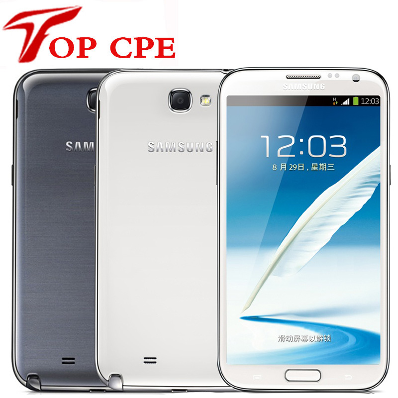 original samsung Galaxy Note II 2 N7100 EU version ...