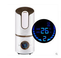 Ultrasonic humidifier nebulizer home appliances for 10   100 square meters