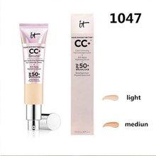 Универсальный кожи Защита от солнца с солнцезащитным козырьком крем Pearl крема Cc крема основы макияжа