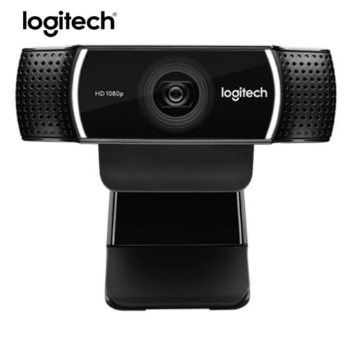 100 Original Logitech C922 PRO Autofocus Webcam Built in Microphone Full HD Anchor font b Camera