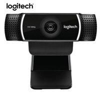 100% Original Logitech C922 PRO Autofocus Webcam Built in Microphone Full HD Anchor Camera With tripod