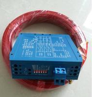自動制御信号青ループ検出器制御デュアル12ボルト/24vdc車両感知器磁気で0.75ミリメートル* 50メートルコイル用販売