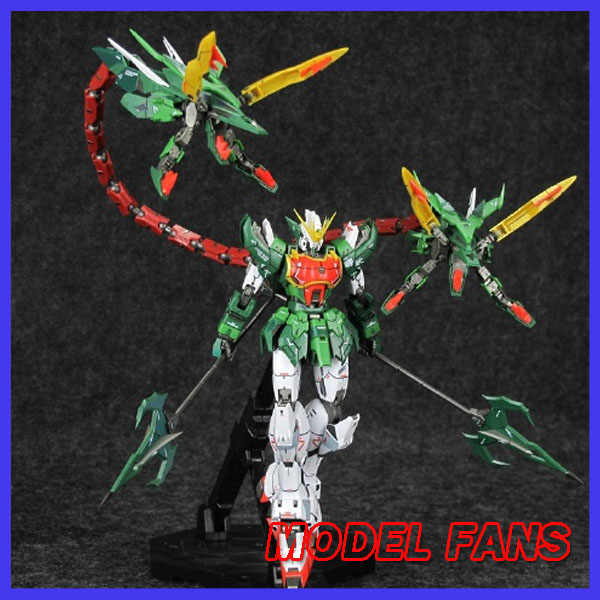MODEL FANS in-stock super nova GUNDAM W MG 1:100 Assembly mo kai Gundam Nataku dragon action figure model fans in stock daban gundam model pg 1 60 unicorn gundam phoenix self assambled robot 350mm toys figure