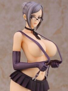 Image 5 - SkyTube Sexy Figuur Anime Gevangenis School Meiko Shiraki Bikini Badpak PVC Action Figure Anime Sexy Girl Figures Collection Model