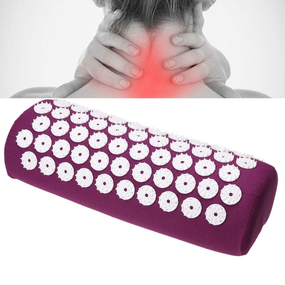 Akupressur Kissen Kopfschmerzen-entlasten Kissen für Nackenschmerzen Reliever Gesunde Kopf Massage Kissen Neck Gesundheitswesen Entspannung Werkzeug