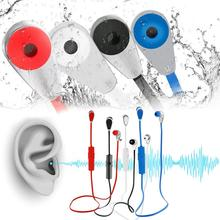 New Extremely Light wireless Music V4.1 Headset motion stereo Noise Isolation Earphone For Phone