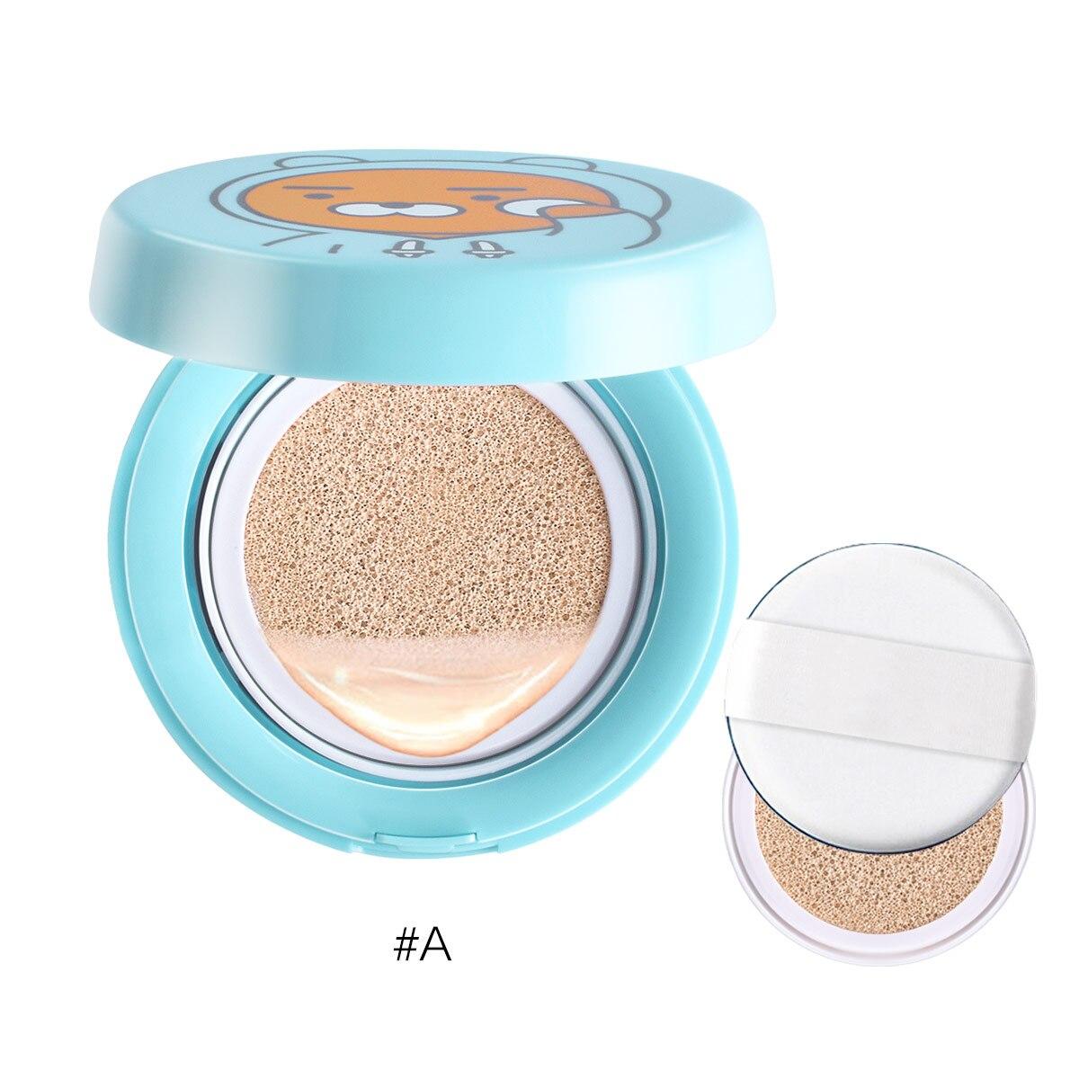 Кроссовки на воздушной подушке BB крем изоляция ВВ nude консилер, масло увлажняющий шампунь для 15gX2 макияж бренд HengFang# H8470 - Цвет: A
