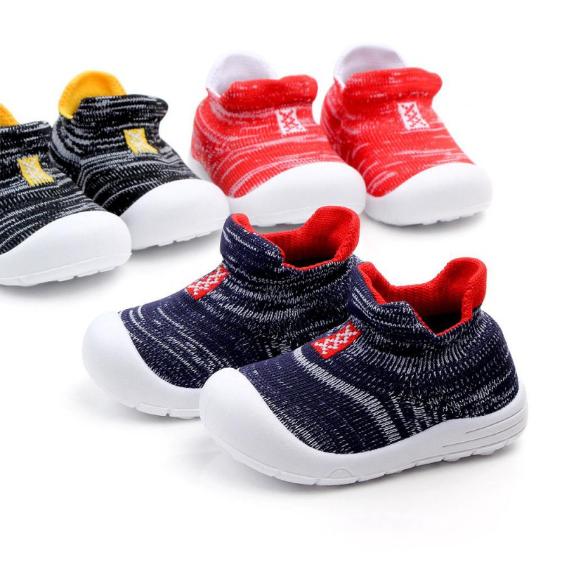 Cartoon Character Style Toddlers Baby Shoes Sneakers Baby Moccasins Soft Bottom First Walkers Bebe Anti-slip