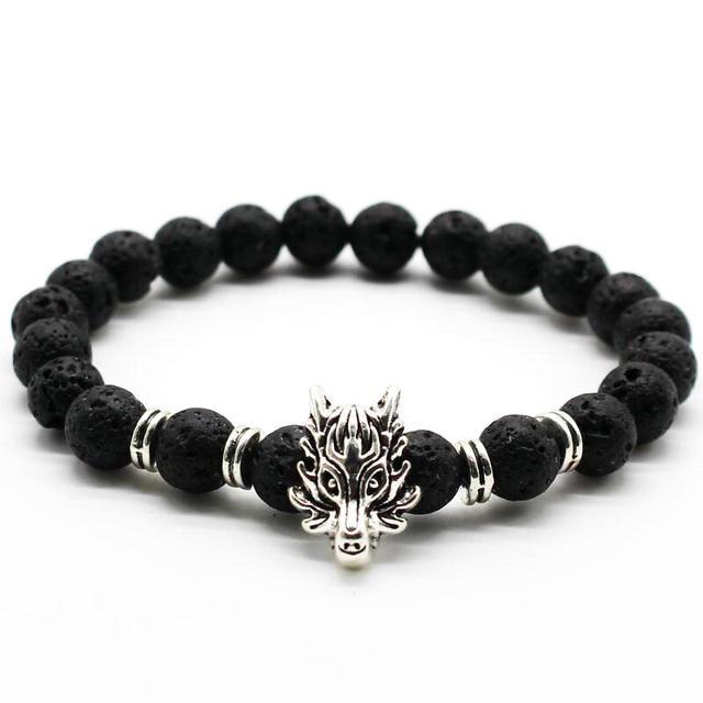 East Dragon Style Bracelet