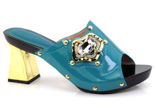 Freies Verschiffen 2016 Neue Mehr Farbe frauen HighHeel Brautjungfern Pumps Strass für Hochzeit Schuhe für DX16-703