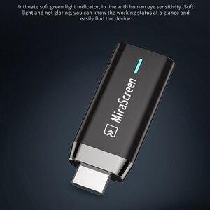 Image 3 - Mirascreen D8 Wifi 2.4G/5G عرض موصل تلفاز 1080 P Miracast البث Dlna الإنعكاس إلى Hdtv للهاتف ios الروبوت