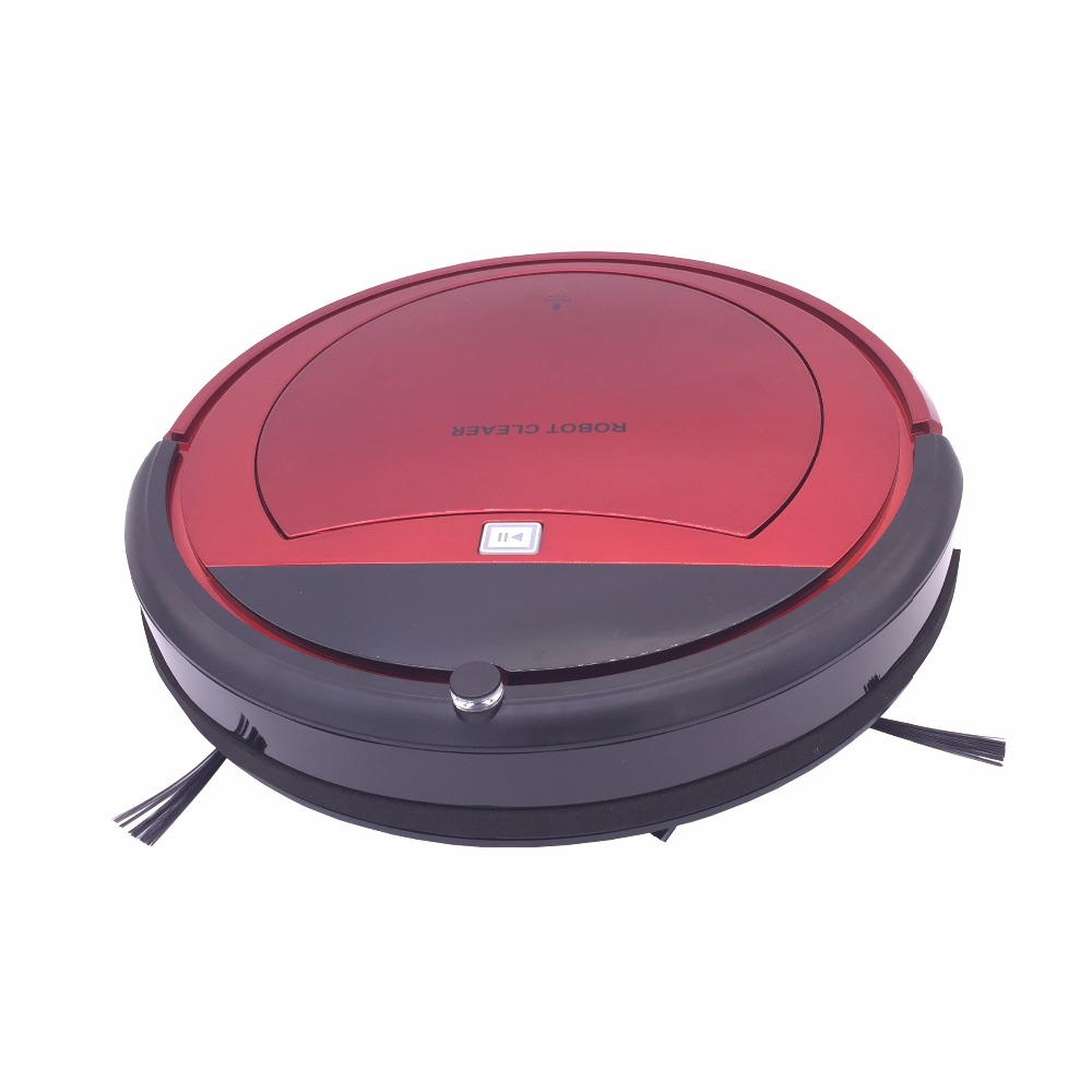 CD800 Robot Vacuum Cleaner House Carpet Floor Anti Collision Anti Fall, Self Charge, Remote Control, Auto Clean