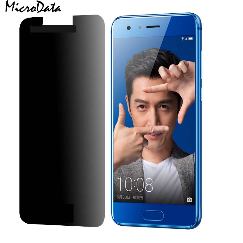 For Huawei Honor 9 9i Lite MicroData Anti Spy Tempered Glass Premium For Huawe Honor 9 Lite Full Privacy Screen Protector Glass