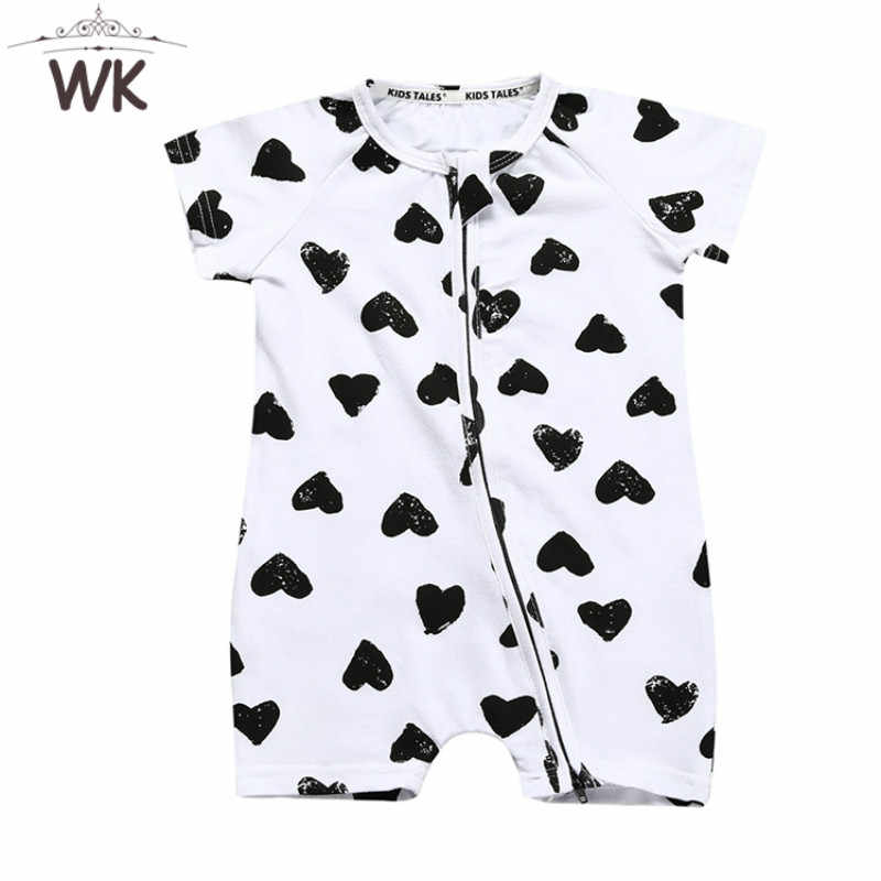 4144aac3d61d ... 2019 New Summer Baby Boys Romper figure style Short Sleeve infant  rompers Jumpsuit cotton Baby Rompers ...