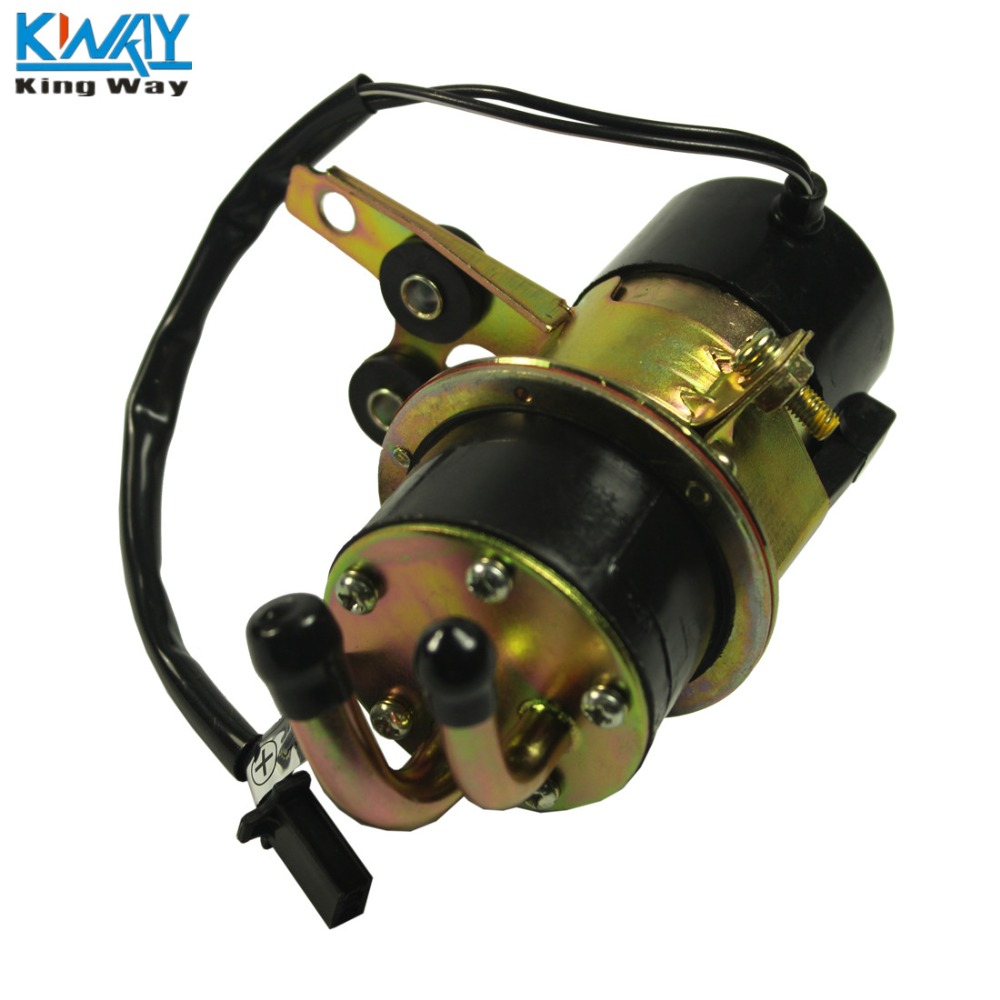 Free Shipping King Way Fuel Pump Fit For Yamaha V Max Vmax Filter 1200 Vmx12 Vmx1200 1985 2007 Yzfr6 In Pumps From Automobiles Motorcycles On