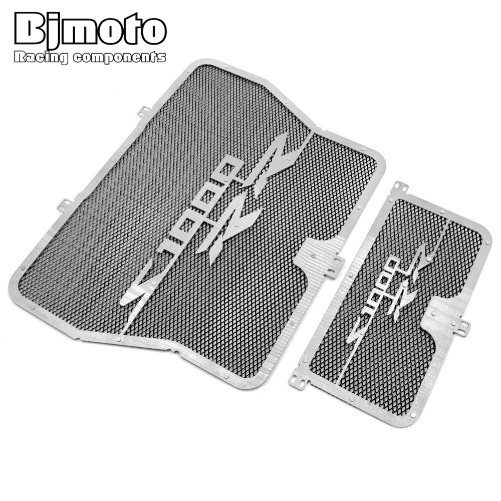 Bjmoto Motorcycle Radiator Cover guard for BMW S1000RR 2010 2011 2012 2013 2014 2015 2016 motocross motorbike motorcycle radiator grill guard cover protector radiator protection for bmw f650gs 2008 2012 f700gs 2011 2015 f800r 2012 2014