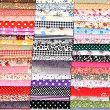 100pcs 10x10cm Square Floral Cotton Fabric DIY Sewing Doll Quilting Patchwork Textile Cloth Bags Crafts 100pcs 10x10cm square floral cotton fabric diy sewing doll quilting patchwork textile cloth bags crafts