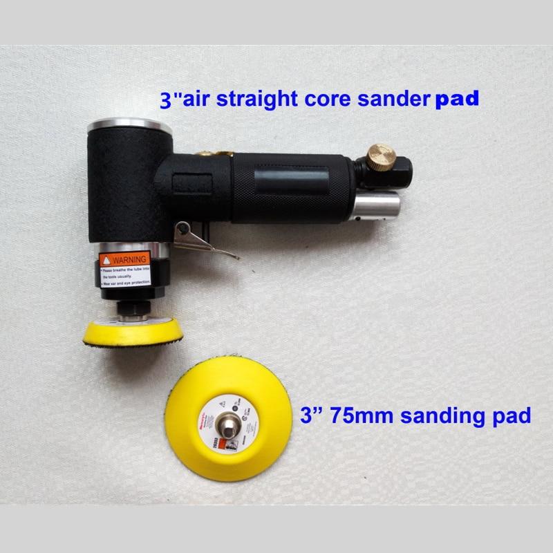 Cuscinetti per levigatrice pneumatica a nucleo dritto da 3 - Utensili elettrici - Fotografia 3