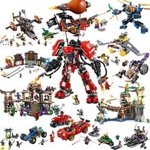 2018 új Bela Pogo kompatibilis Legoe Ninjagoe Thunder kardforgató Dragon's Forge építőelemek Tégla ajándékok gyerekeknek