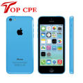 Iphone 5c desbloqueado de fábrica original apple iphone 5c teléfono 8 gb 16 gb 32 gb Cámara de 8MP ios dual core Wifi GPS WCDMA 3G Envío gratis