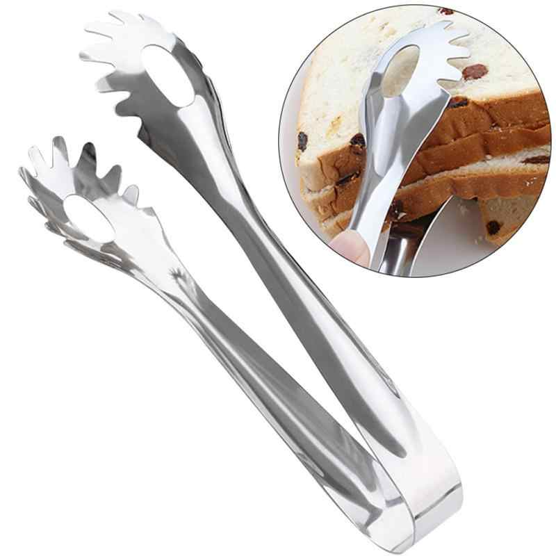 New Stainless Steel Kitchen Home bread meat food salad Clip Multifunctional Hotel Food Lightweight tool