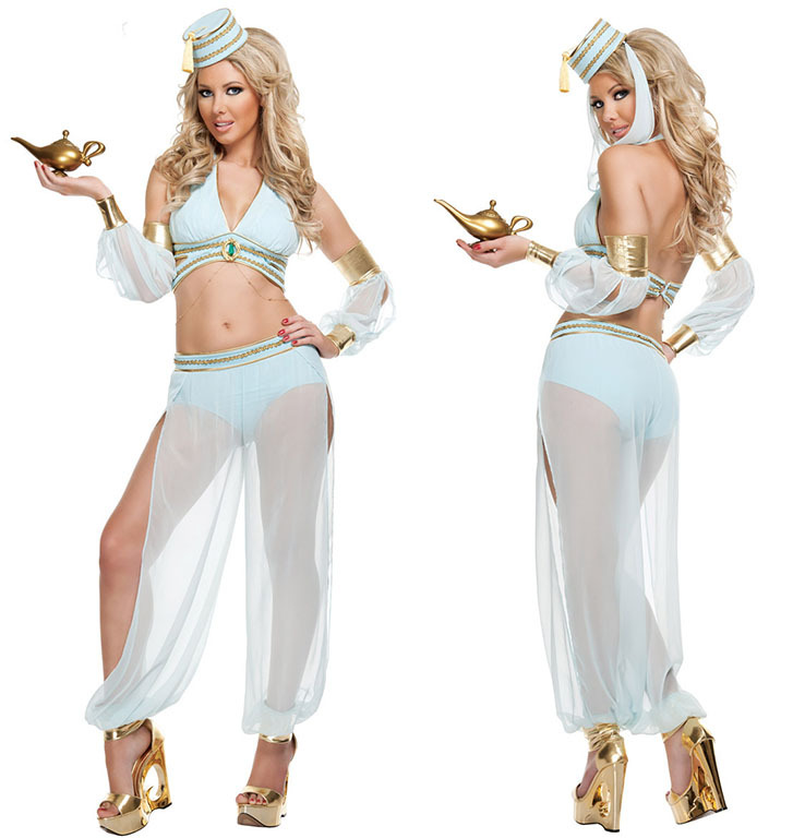 Princess jasmine Costume adults Sexy Halloween Party Fancy Dress Cosplay Indian Belly Dance Disfraces Carnaval Costumes CC0132 on Aliexpress.com | Alibaba ...  sc 1 st  AliExpress.com & Princess jasmine Costume adults Sexy Halloween Party Fancy Dress ...