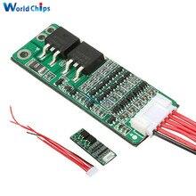 5S 15A Li Ion литиевый аккумулятор BMS 18650 Защитная плата зарядного устройства 18V 21V схема защиты ячеек