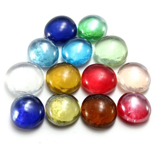 10pc14mm 4 7 gorgeous 10x 14mm gorgeous fish tank for Fish tank marbles