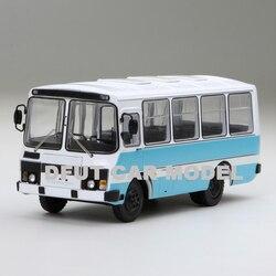1:43 PAZ 3205 busse Legierung Spielzeug Auto Modell von kinder Spielzeug Autos Original Autorisierten Authentische Kinder Spielzeug Geschenk Freies verschiffen