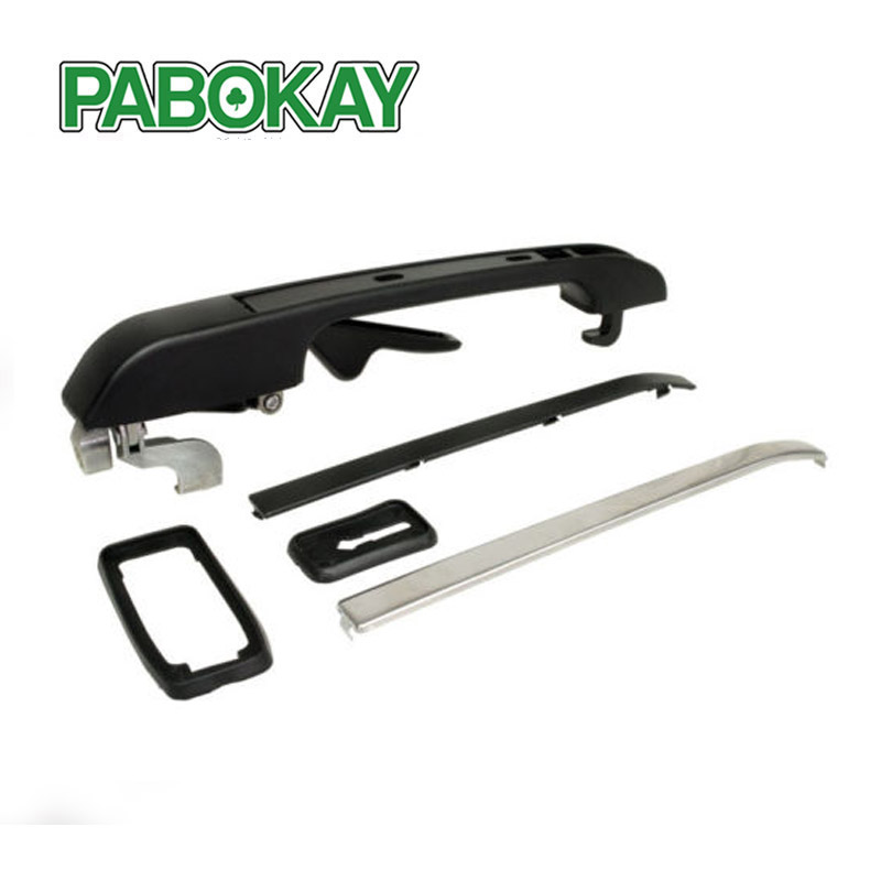 FOR VW GOLF JETTA MK1 MK2 OUTER RIGHT REAR DOOR HANDLE NEW 193839206 193839206G 173839206E