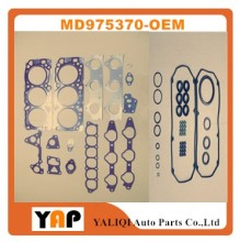 Overhaul Gasket Kit Engine FOR FITMITSUBISHI PAJERO MONTERO Sport V45W 6G74 3.5L V6 24V MD975370 1998-2010