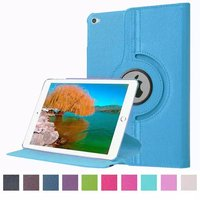 For IPad Pro Case Luxury 360 Rotating PU Leather Stand Case Cover For Apple IPad Pro